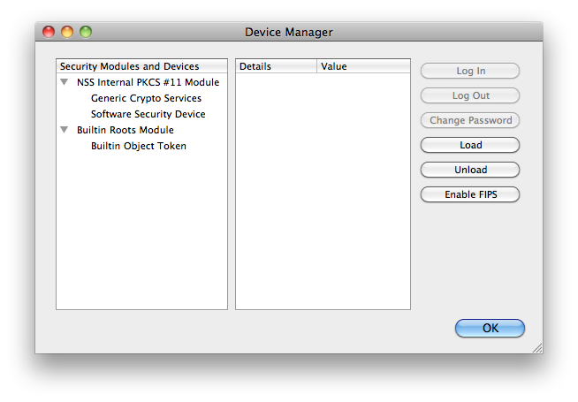 Two-factor authentication with Mac OS X and OpenSC part 1